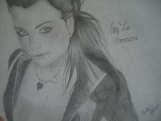 Amy Lee by VampireAspiration