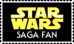 Star Wars Saga Fan stamp by RetroUniverseArt