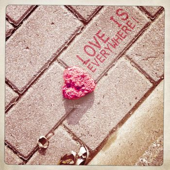 Love IS Everywhere by Luton