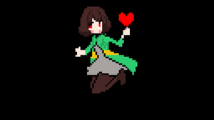 Chara by CharaLuvaChocolate