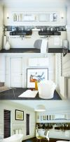 Another Version Of Bathroom by koolean999