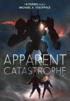 Apparent Catastrophe Cover by CeruleanRaven