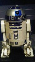 R2D2 costume  by TheWalrusclown