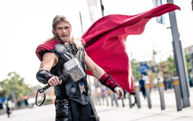Thor of Oz by Creedphotograhy