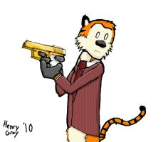 Spy Hobbes by Kiwa-Ku