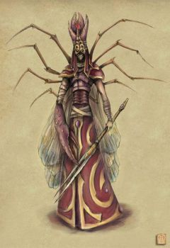 Undead-bug by FirstKeeper