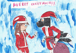 merry christmas by garrus368