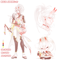 (AUCTION|CLOSE)MALE ADOPT 07 by krianart