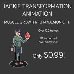 Jackie TF (bite-size) Animation by MoxyDoxy