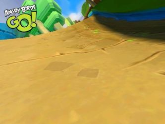 Angry Birds GO! Multiplayer Race: HEY! WHERE AM I? by Mario1998