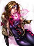Gambit Colored Daily Drawing by steevinlove