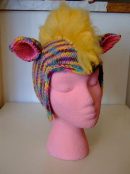 Bartley Horse by knerdy-knits