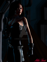 Mara Jade The Emporers Hand by mtrout65