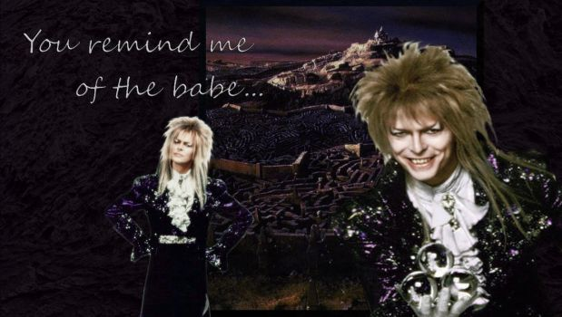 Labyrinth Wallpaper4 by MailleQueen