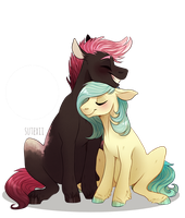 Inkwell + Soft Spot [C] by Sutexii