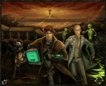 FALLOUT by balvarin