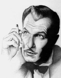 Vincent Price by Dr-Horrible