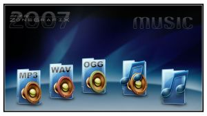 Music FileFormat by ZoneGrafix