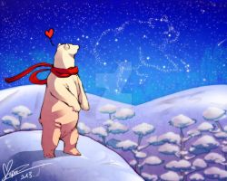 In Love with Ursa Major by Mapvee