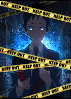 Keep out! by Npqrs
