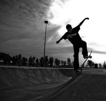 Front Blunt at Dublin by somehippie