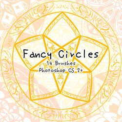 Fancy Circles by kabocha