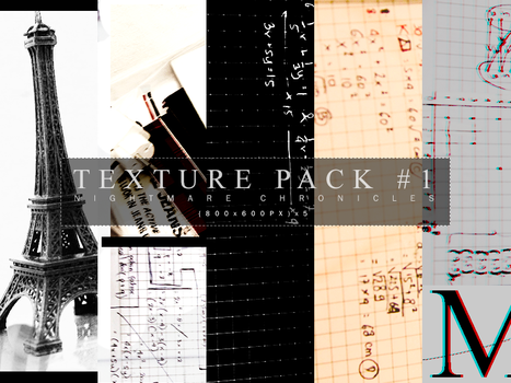 Texture Pack #1 by NightmareChronicles