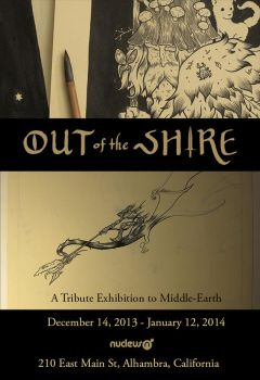Out Of the Shire - Gallery Nucleus by JoaoLemos