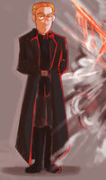 Hux by InvaderShego