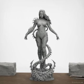 Witchblade wip by sancient