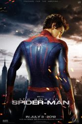 the Amazing Spider-Man poster by AndrewSS7