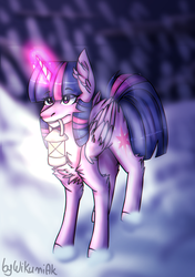 Twilight Sparkle [Redraw] by WIKUNIAK2
