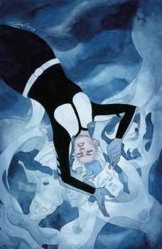 The Death-Defying Doctor Mirage #4 by kevinwada