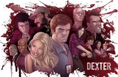 Dexter: The Dark Defender by PatrickBrown