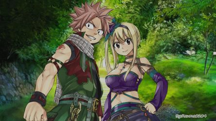 Nalu Wall 4 by Ranma0204