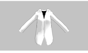 MMD loose shirt -UPDATED- by amiamy111