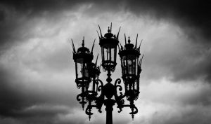 Street Light by Desire--and--Sin