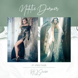 Photopack 3122 // Natalie Dormer by HQSource