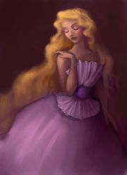 Designer Rapunzel by winderly