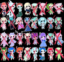 Massive 50 POINTS Adopts Batch {2/32 OPEN} by AsiTheUke