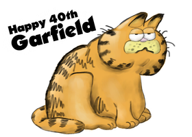 Garfield by Sean-Incorporated