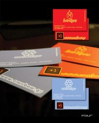 new business cards by crossbow