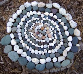 Rock Spiral by malytwotails