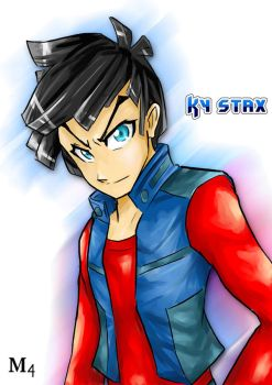 Quick Draw: RCtK - Ky Stax by Marini4