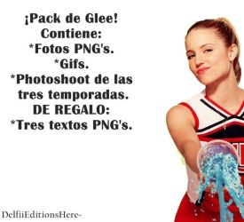 Pack Glee ! by DelfiiEditionsHere