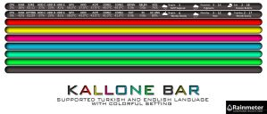 Kallone Bar by kalyon