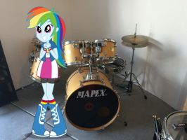 Could we start a band?! by BoltBlazer