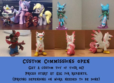 Commissions are Open! by colley