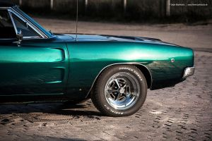 1968 Charger by AmericanMuscle