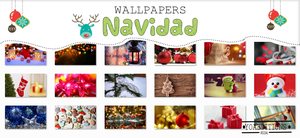 Wallpapers Navidad by yoaeditions by yoaeditions